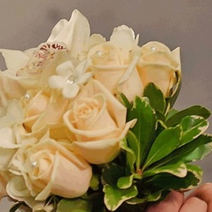 small weddings vancouver bridal bouquet