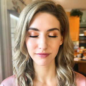 Example hair and makeup