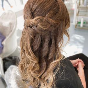 Example hair style